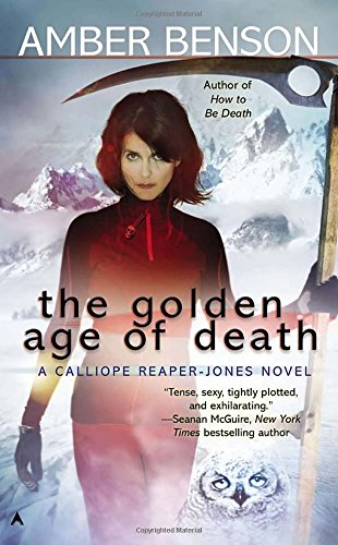 book cover of The Golden Age of Death