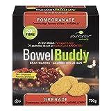 Abundance Naturally Bowel Buddy Bran Wafers - Pomegranate, 700 Gram