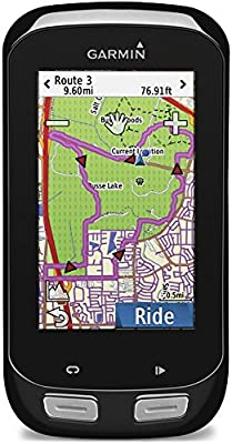 GARMIN EDGE 1000-Cuentakilómetros para bicicleta, color: Amazon.es ...