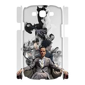 C-EUR Sherlock Customized Hard 3D Case For Samsung Galaxy S3 I9300