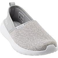 Adidas Women Cloudfoam Lite Racer Slip On Shoes