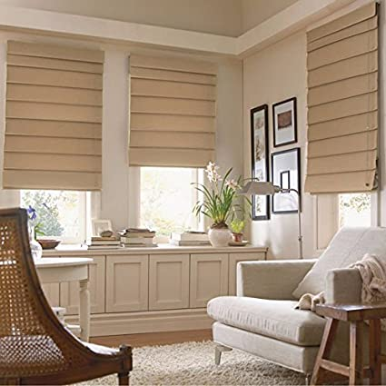 5be75155d29 Image Unavailable. Image not available for. Color  JCPenney Home Decorative  Savannah Roman Shade ...