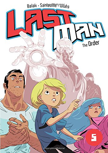 The Order (Last Man)