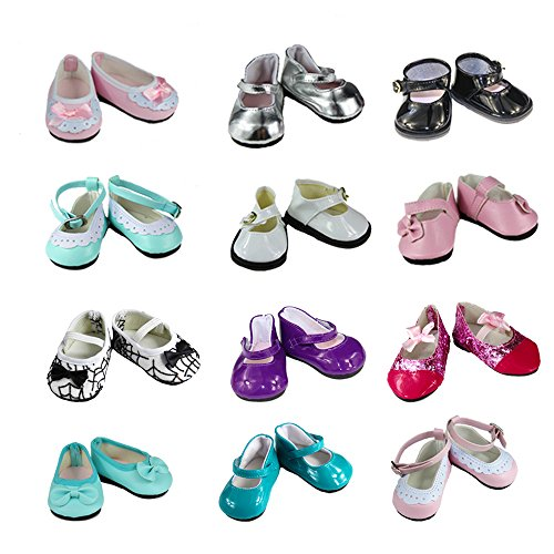 Barwa Pairs Shoes American Dolls product image