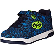 Heelys Dual Up X2 - Navy/Blue/Print Kids - Ships from Canada