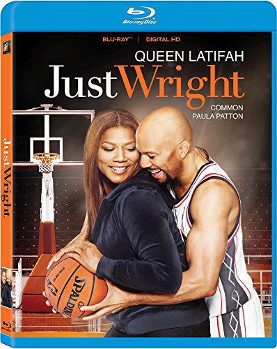Blu-ray : Just Wright (Digitally Mastered in HD)