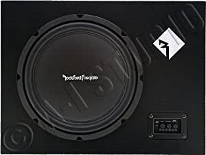 Rockford Fosgate R300-12 12-Inch 300 Watts Rms Powered Subwoofer