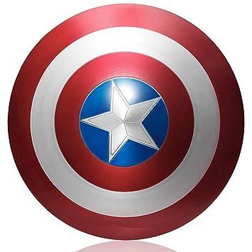Capitán América Traje Escudo, Metal Shield Copia Avanzada 1 ...