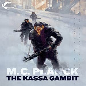 The Kassa Gambit Audiobook