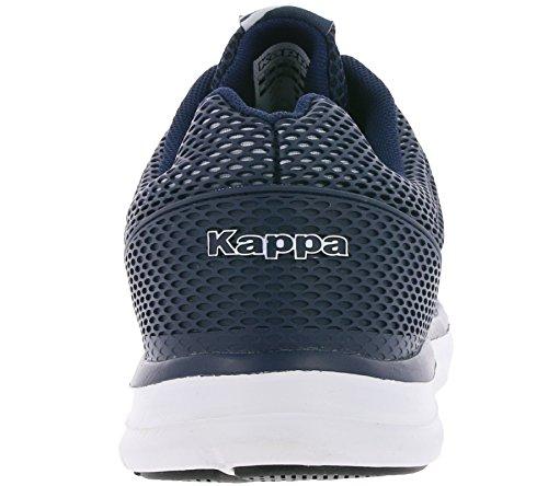 Kappa Schuhe Herren Sportschuhe Trainingsschuhe 4 Training Quartus SRB Blau Blau