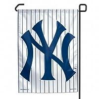 "MLB New York Yankees WCR87534010 Garden Flag, 11"" x 15"""