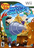 phineas and ferb quest wii - Phineas and Ferb: Quest for Cool Stuff - Nintendo Wii by Majesco