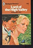 img - for Lord of the High Valley (Harlequin Romance, 2387) book / textbook / text book