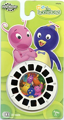 Backyardigans - ViewMaster 3 Reel Set by 3Dstereo ViewMaster by View Master (Image #1)