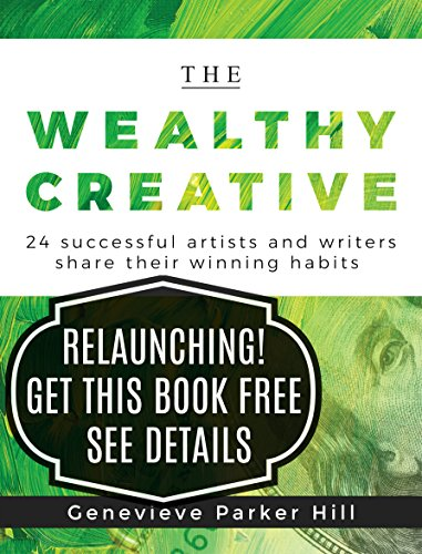 Amazon the wealthy creative 24 successful artists and writers the wealthy creative 24 successful artists and writers share their winning habits by parker fandeluxe Image collections
