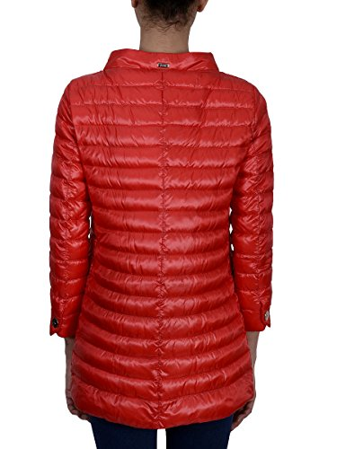 Herno Femme PI0597D120176010 Rouge Polyamide Doudoune