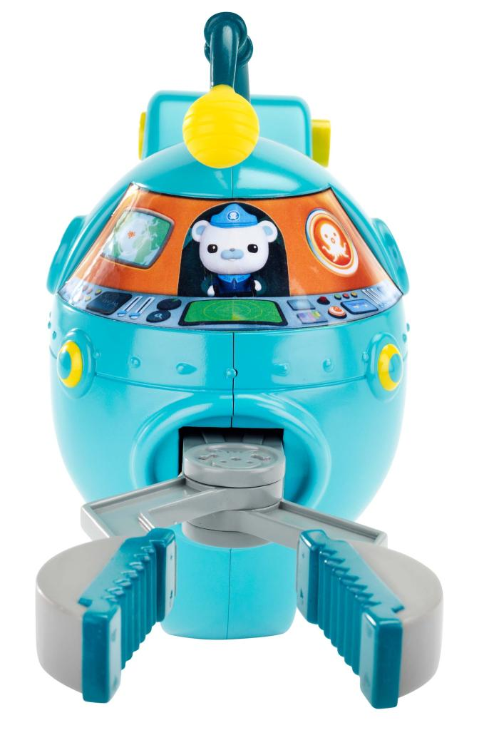Amazon.com: Fisher-Price Octonauts Gup-A Extendo Claw: Toys & Games