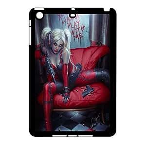 LSQDIY(R) joker and harley quinn iPad Mini Case Cover, Customized iPad Mini Cover Case joker and harley quinn