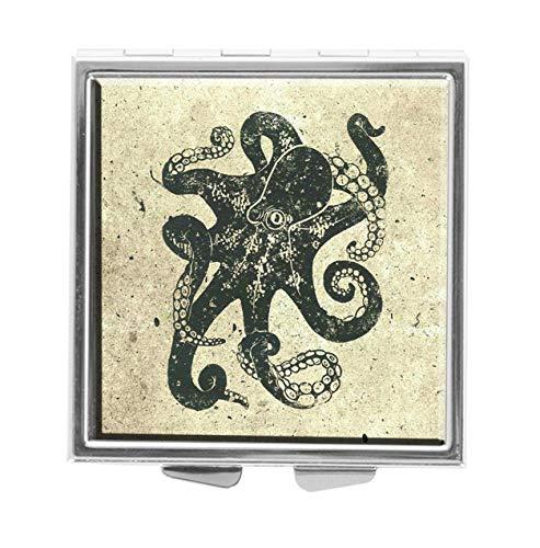 - BeeGogo - Octopus Custom Personalized Pill Box Wallet Travel Kit Vitamin Decorative Box Protection Box