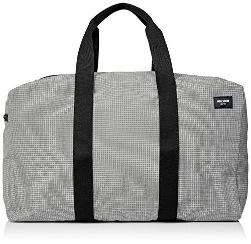 (Jack Spade Men's Packable Graph Check Duffle Bag,)
