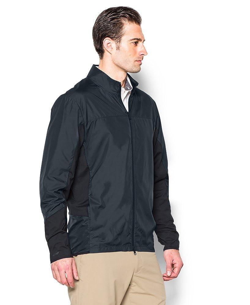 Under Armor Mens Groove Hybrid Jacket
