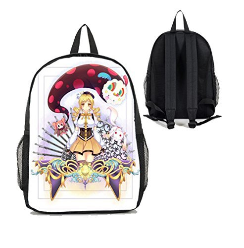 Dreamcosplay Anime Puella Magi Madoka Magica Tomoe Mami Backpack Student Bag