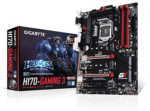 8. Gigabyte GA-H170-Gaming 3