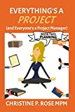 img - for Everything's a Project (and Everyone's a Project Manager): Book Two: Planning book / textbook / text book
