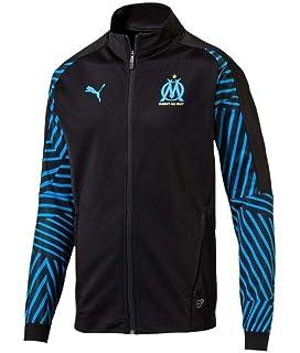 4e86d7f69b Puma Olympique de Marseille Stadium Jacket Without Sponsor Logo ...