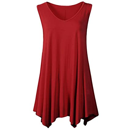 LILICAT® Tops de mujer de moda, 2018 Summer Loose Pants Blusa de mujer de