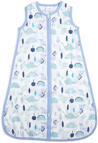 aden by aden + anais Sleeping Bag, Dinos, Medium