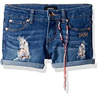 DKNY Girls' Casual Short