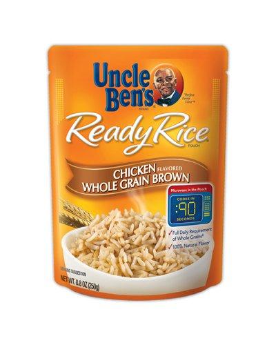 uncle ben brown rice - 8
