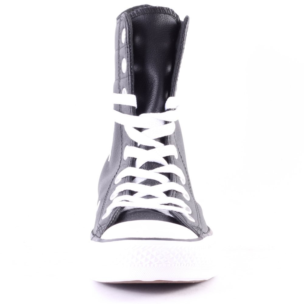 Converse CONVERSE CT HI-RISE XHI XHI XHI damen Canvas Trainers schwarz Weiß - 36.5 EU 043515