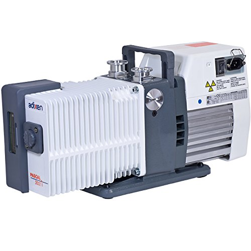 Alcatel / Adixen 2021i Universal Single Phase 110/220v Vacuum Pump - (REFURBISHED)