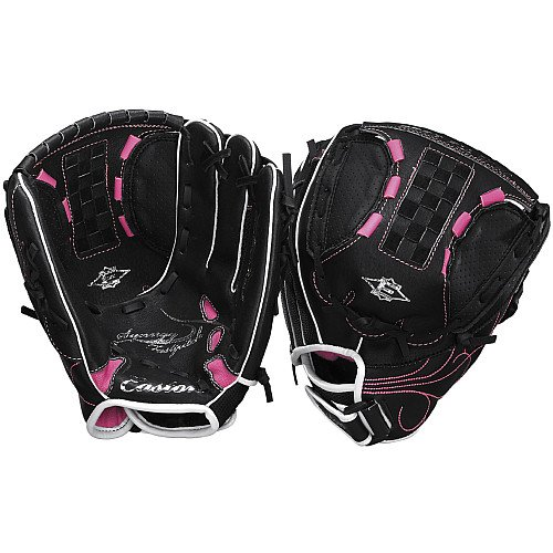 2011 Softball (Easton ZFX 105FP Synergy Z-Flex 10.5 Inch Youth Fast Pitch Softball Glove - New for 2011!)
