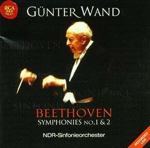 Beethoven: Symphonies Nos. 1&2