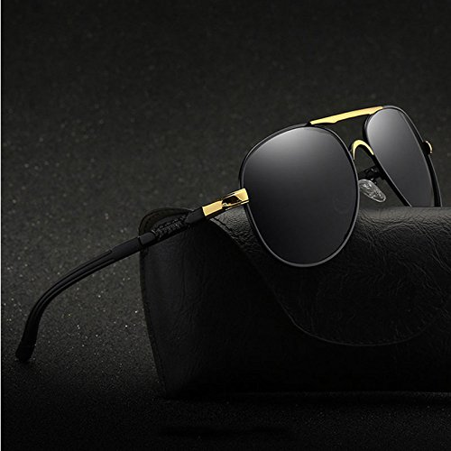 Box Lens Sol Sports Fashion Hombres De Polarizado Business Gafas Big Gafas Glasses Colores B Driving De Sol B De qwSpX5OOn4