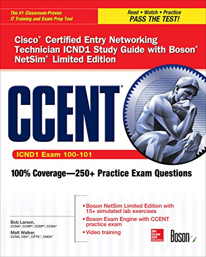 50 Best Cisco Certifications Books of All Time - BookAuthority