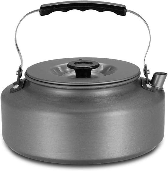 1.6L Hervidor portátil utensilios de cocina al aire libre camping ...