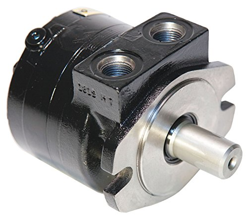 Parker Hannifin - 110A-036-AS-0-F - 4.41 x 5.13 x 4.61 SAE A 2-Bolt Flange Mount 110A Series Hydraulic Motor