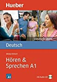 Hören & Sprechen A1: Buch mit Audio-CD (deutsch üben)