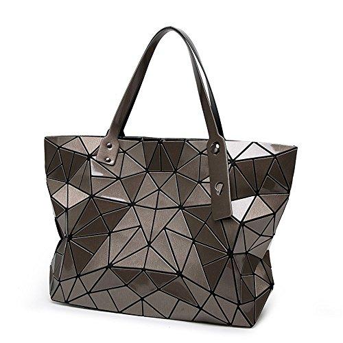 Bao Femmes Main Marron Sacs À Women'S Pour Mode Femelle Handbag Meaeo Brown À Lady Sacs Bandoulière XpPw51