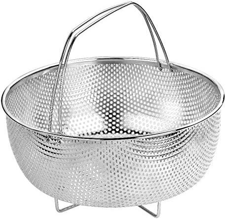 Compra BRA - Cestillo multiusos de acero inoxidable para una ...