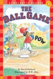 img - for Ball Game (Scholastic Reader - Level 1) book / textbook / text book