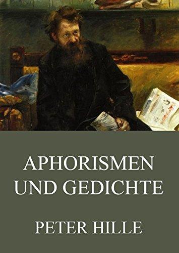 Amazoncom Aphorismen Und Gedichte German Edition Ebook