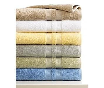 6 toallas de baño de lujo 500 gr/m², de 70 x 140 cm