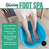 Foot Soaking Bath Basin – Large Size for Soaking
