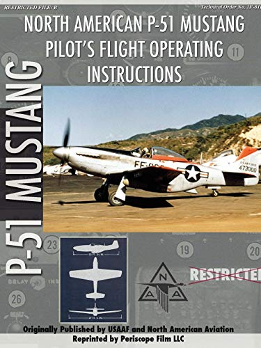P-51 Mustang Pilot's Flight Manual for sale  Delivered anywhere in USA