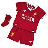 Liverpool FC 17/18 Home Infant Football Kit - Red - size 3-6M